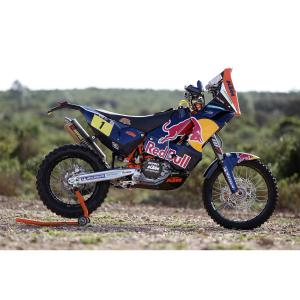 KTMR2R 450 Rally Red Bull Factory Racer