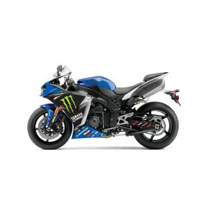 雅马哈 YZF-R1 Monster Energy Graves Replica