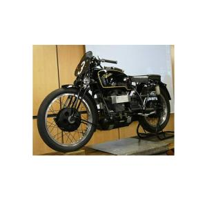 Velocette Supercharged 500